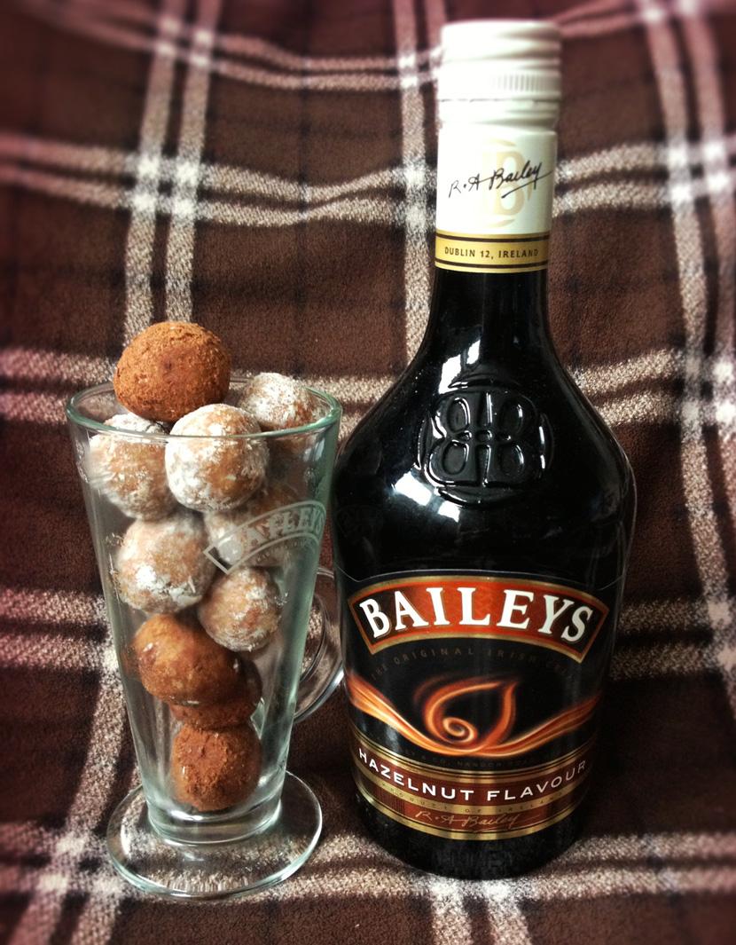 Baileyspralinen