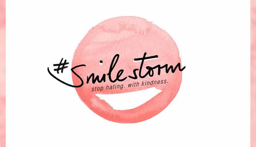 #smilestorm
