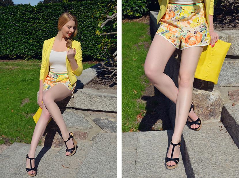 BelleMelange_Outfit_Non-Stop-Summer-Gelb-Shorts-Blazer-10