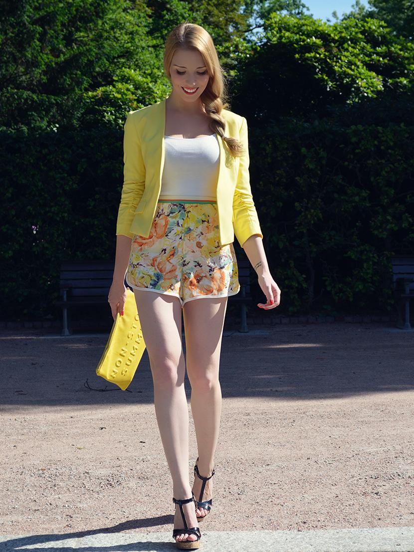 BelleMelange_Outfit_Non-Stop-Summer-Gelb-Shorts-Blazer-12
