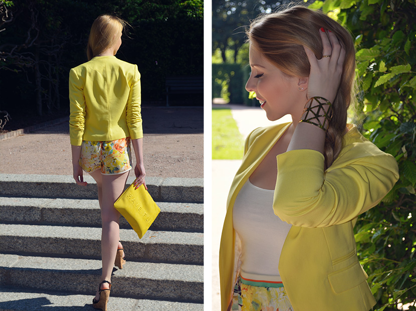 BelleMelange_Outfit_Non-Stop-Summer-Gelb-Shorts-Blazer-9