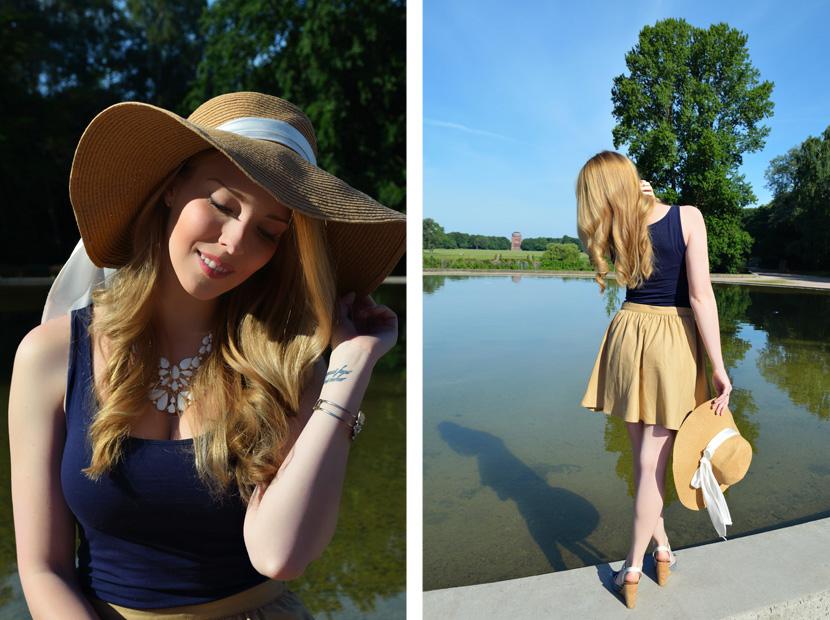 Outfit_BelleMelange_Morgensonne_Wedges-Strohhut-12