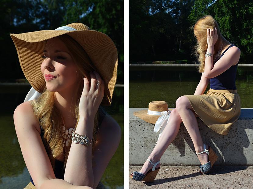 Outfit_BelleMelange_Morgensonne_Wedges-Strohhut-5