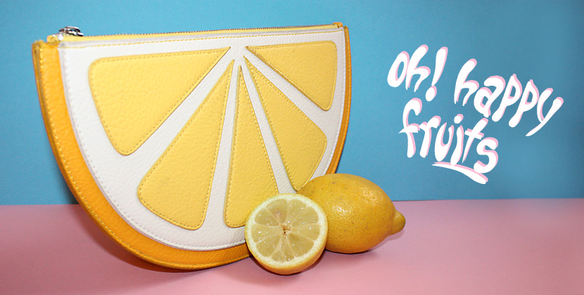 TrendFruits_Fashion_Accessoires_Tasche_Clutch_Lemon_Zitrone_Titelbild
