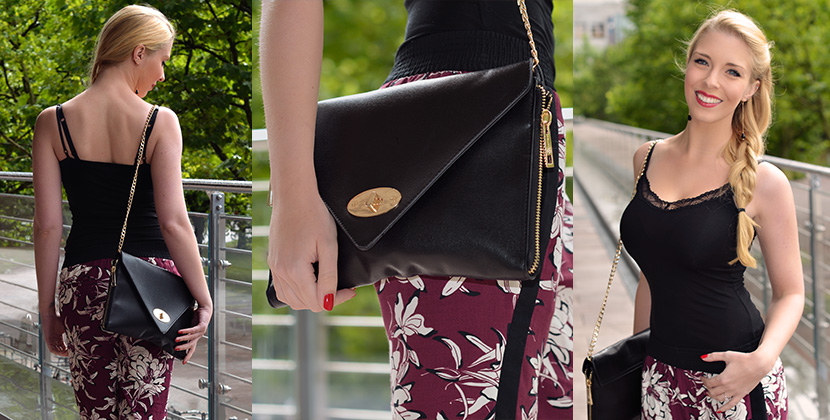 Titelbild_Black-Summer_Belle-Melange-Blog-Outfit-Top-schwarz-Blumen-Hose-Zara