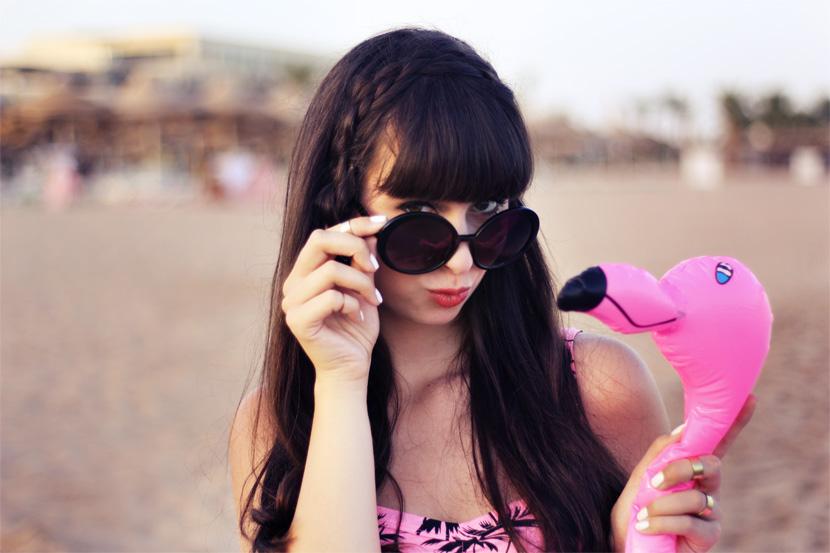 PinkFlamingoSummerAffair_Fashion_Corptop_Outfit_Palms_Sea_BelleMelange_02