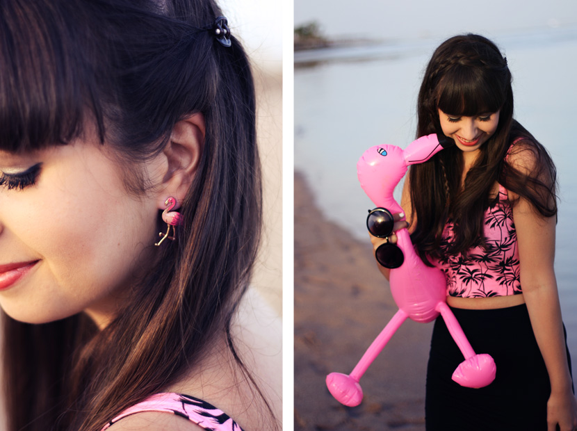 PinkFlamingoSummerAffair_Fashion_Corptop_Outfit_Palms_Sea_BelleMelange_05
