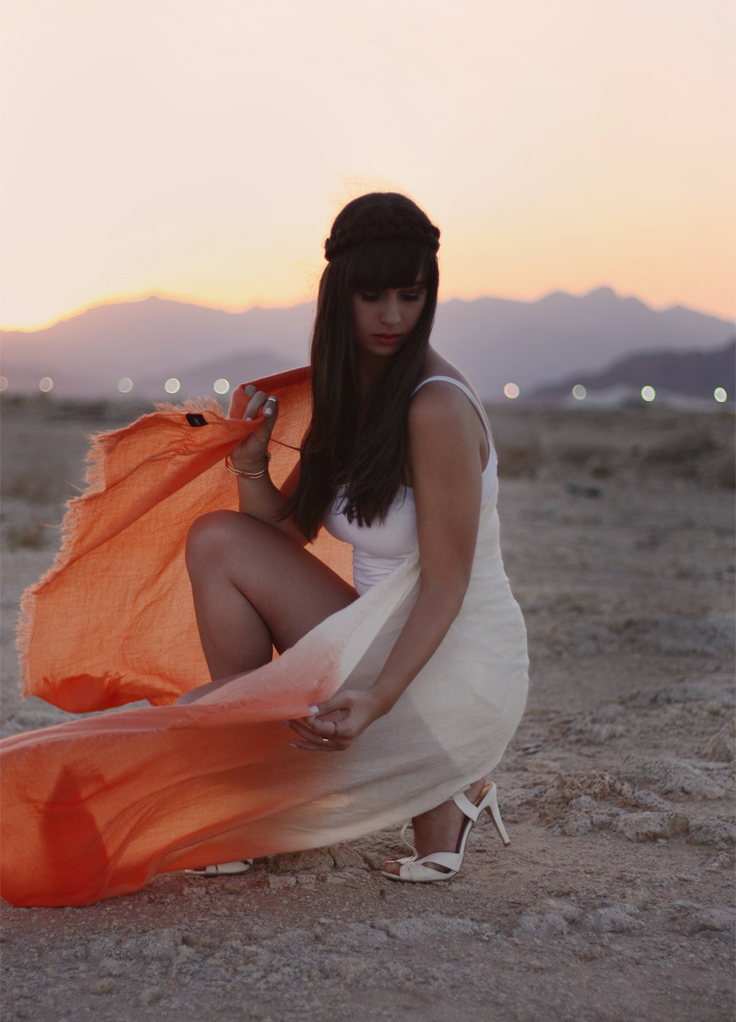 SandUnderMyHeels_Desert_Outfit_Fashion_Orange_ASOS_Sunset_BelleMelange_Egypt_03