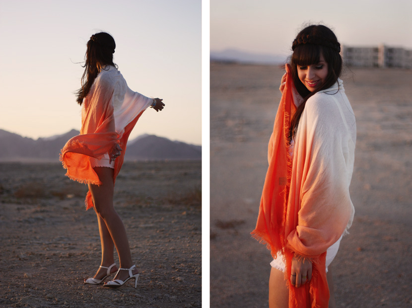 SandUnderMyHeels_Desert_Outfit_Fashion_Orange_ASOS_Sunset_BelleMelange_Egypt_06