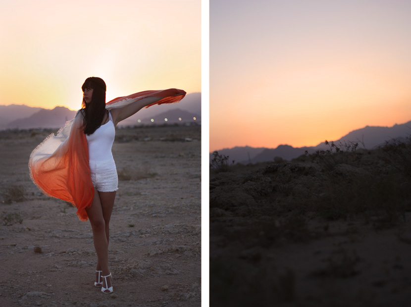 SandUnderMyHeels_Desert_Outfit_Fashion_Orange_ASOS_Sunset_BelleMelange_Egypt_11