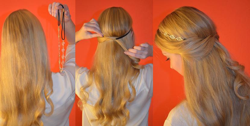 K Eine Wiesn Frisur Belle Melange