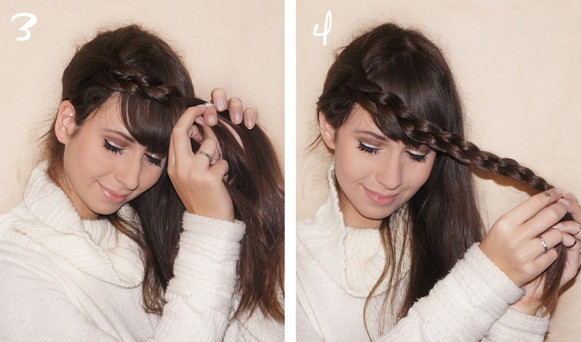 BraidedPlaits_Crown_LongHair_Tutorial_Frisur_Geflochten_Hochsteckfrisur_Updo_simple_easy_BelleMelange_02