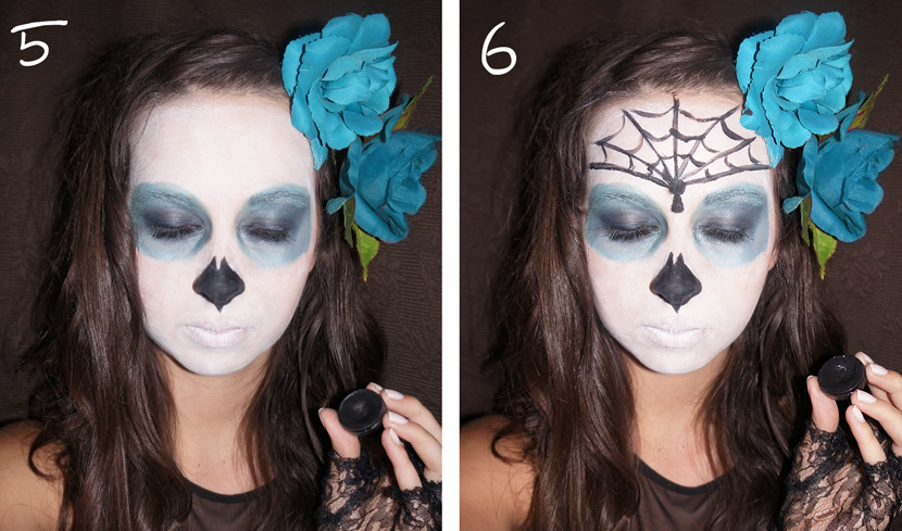 SugarSkull_Halloween_Makeup_Dead_Inspiration_Look_Beauty_BelleMelange_04