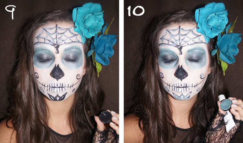 SugarSkull_Halloween_Makeup_Dead_Inspiration_Look_Beauty_BelleMelange_06