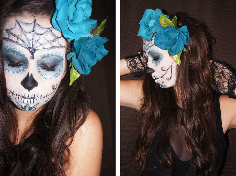 SugarSkull_Halloween_Makeup_Dead_Inspiration_Look_Beauty_BelleMelange_11