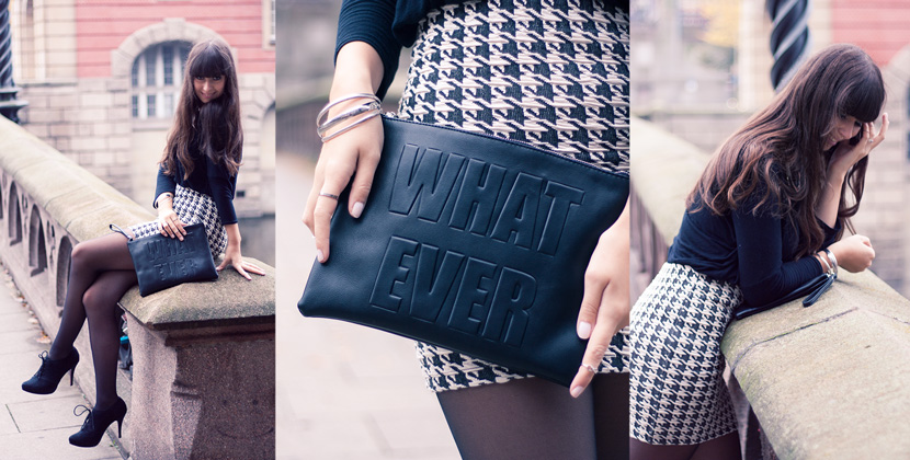 Whatever_Clutch_Hamburg_Outfit_Fashion_Pieces_Bridge_BlackWhite_BelleMelange_Titelbild