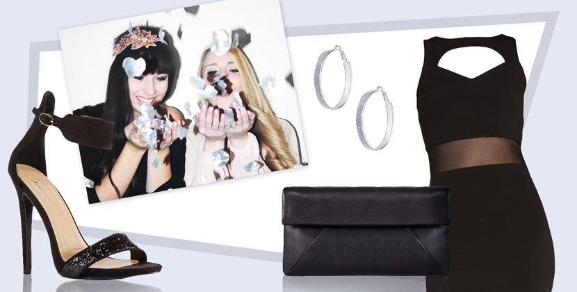 JustAFabulousNewYear_JustFab_Collage_Silvester_Outfit_Glitter_BelleMelange_Titelbild