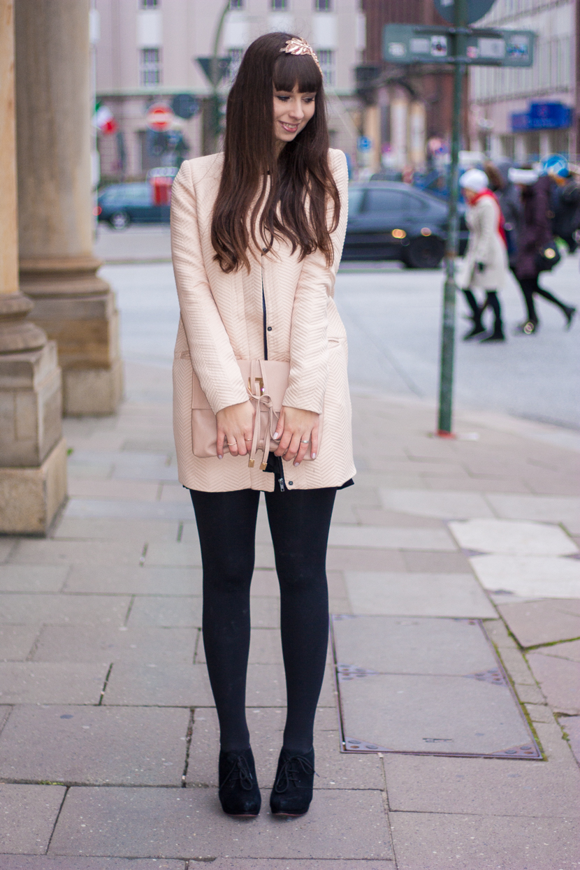 TheSkyIsRoseToday_Fashion_Outfit_Glitter_glam_Y.A.S._BelleMelange_Rosa_01