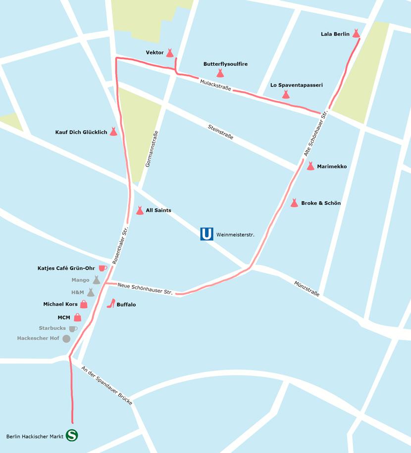 BerlinShoppingRoute_Tips_HackescherMarkt_BelleMelange_karte