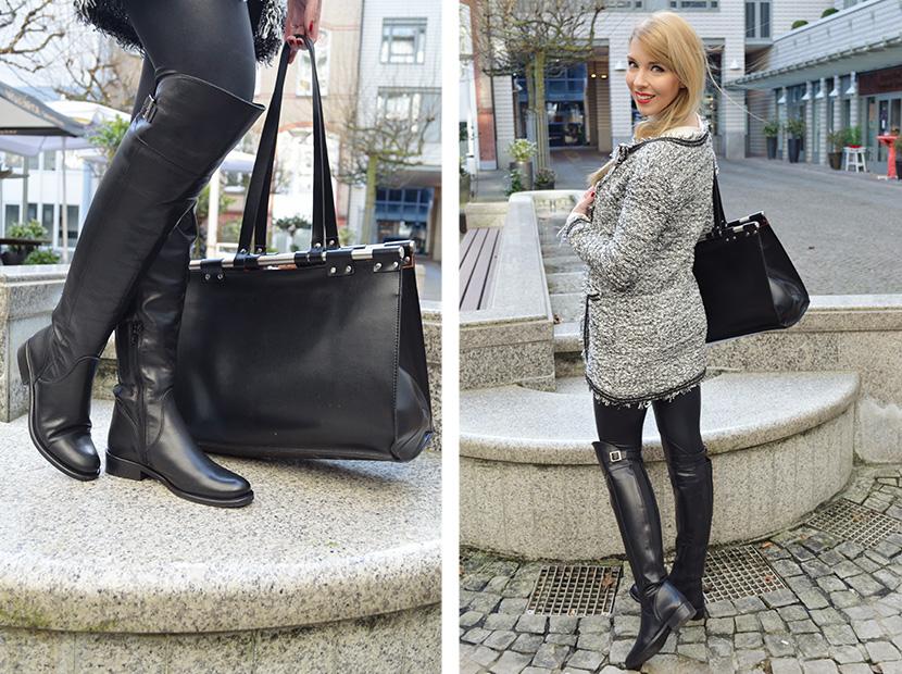 City-Chic_Fashion_Outfit_Blog_Belle-Melange_Wollmantel-Mango_Bluse-Zara_9