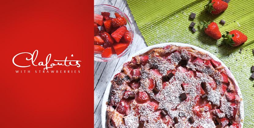 Clafoutis-Strawberry-Rezept-Anleitung-Foodblog-BelleMelange-Titelbild