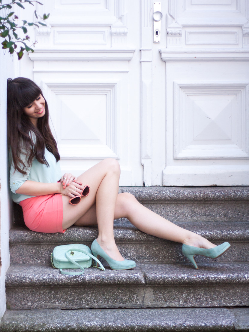 FridayImInLove-VeroModa-CoralMint-Fashion-BelleMelange-01