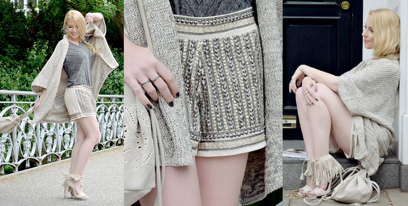 Titelbild_Fringe-Boho_Blog_Belle-Melange_Outfit_Fashion_Look_Pailletten-Shorts_Fransen_Cardigan