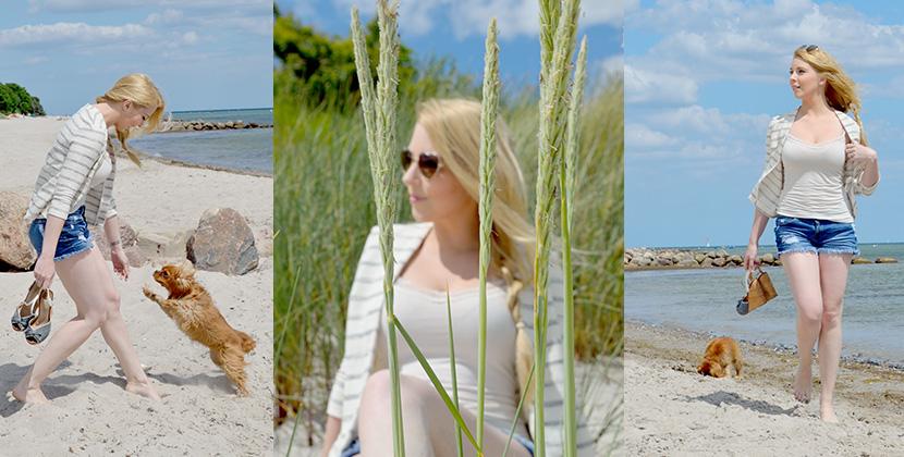 Titelbild_Ostsee-Liebe_Belle-Melange_Blog_Outfit_Fashion_Look_ootd_maritim_Shorts-Blazer_Streifen