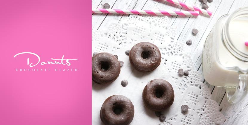 ChocolateGlazedDonuts-Rezept-Anleitung-Schoko-Food-BelleMelange-Titelbild