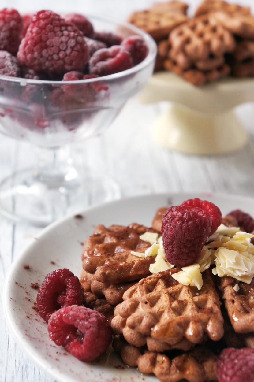 Schokowaffeln-Himbeeren-Rezept-Anleitung-Delicious-Foodblog-BelleMelange-03