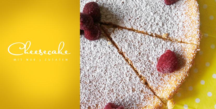 3-Zutaten-Torte-Cheesecake-Rezept-Backen-Schokolade-BelleMelange-Titelbild