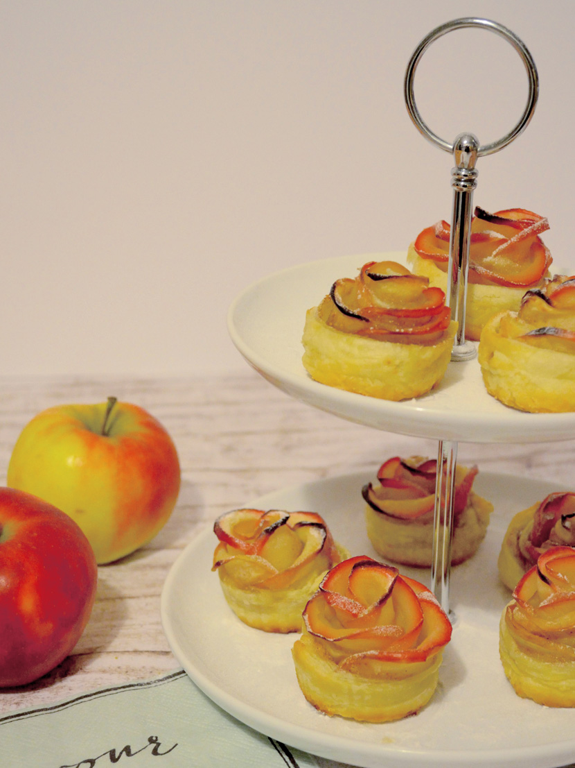 Apple-Roses_Apfel-Rosen-Blätterteig-Muffins_Blog_Belle-Melange_Delicious_Recipe_How_backen_9