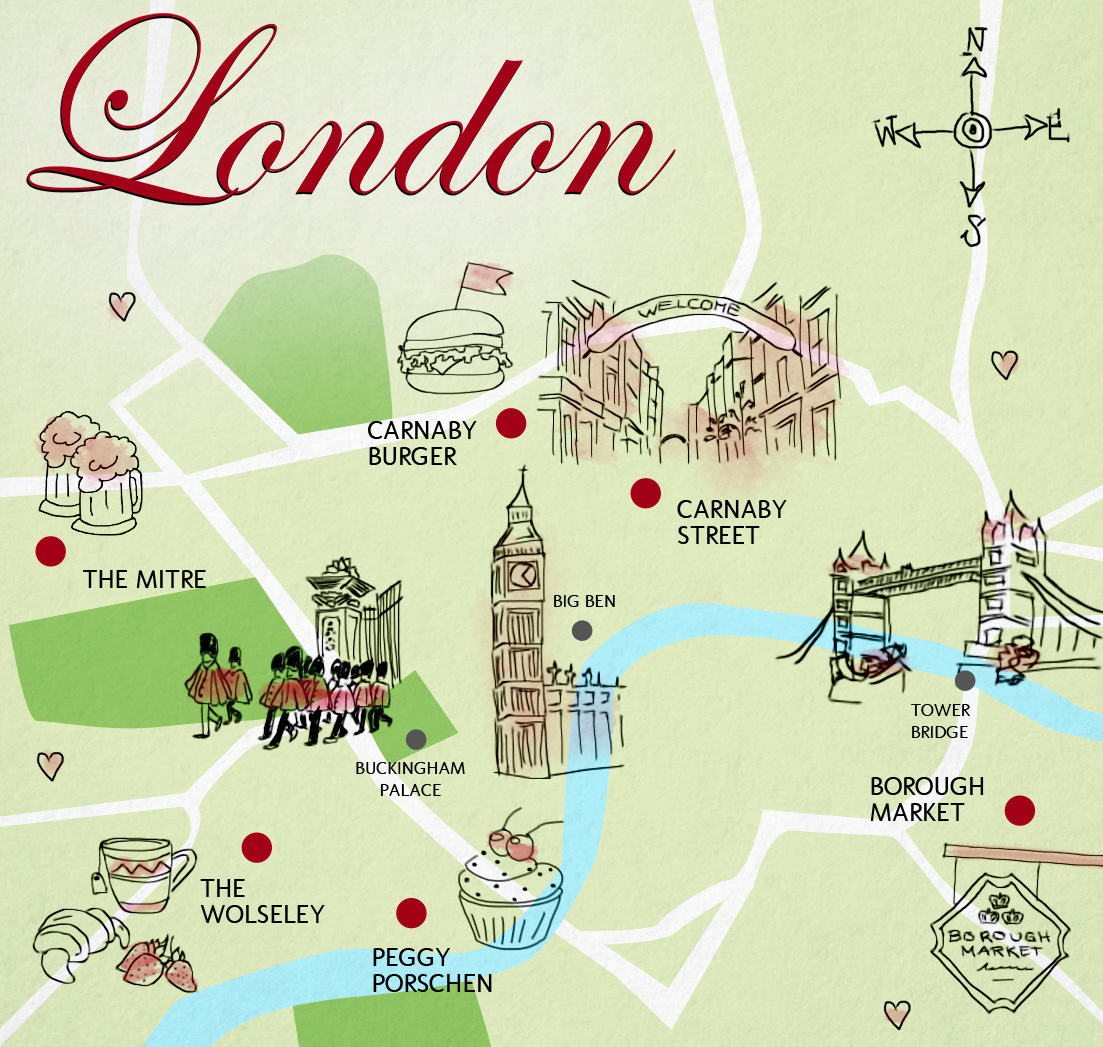 London_Insider-Tipps_Blog_Belle-Melange_Travel_Reise_Karte
