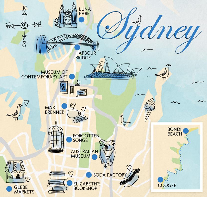 SydneyGuide-Tipps-Insider-BelleMelange-karte