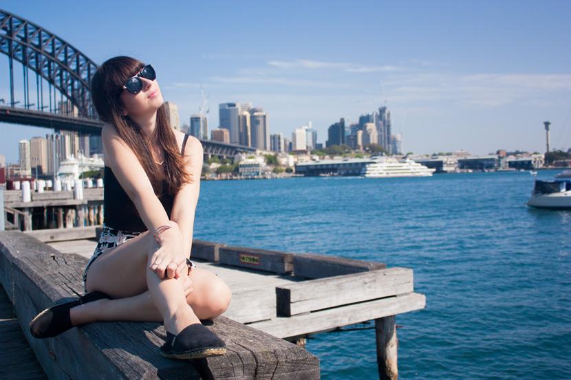 SydneyHarbourSeasideChic-Zara-Australia-Outfit-Fashion-DanielWellingtonWatch-BelleMelange-02