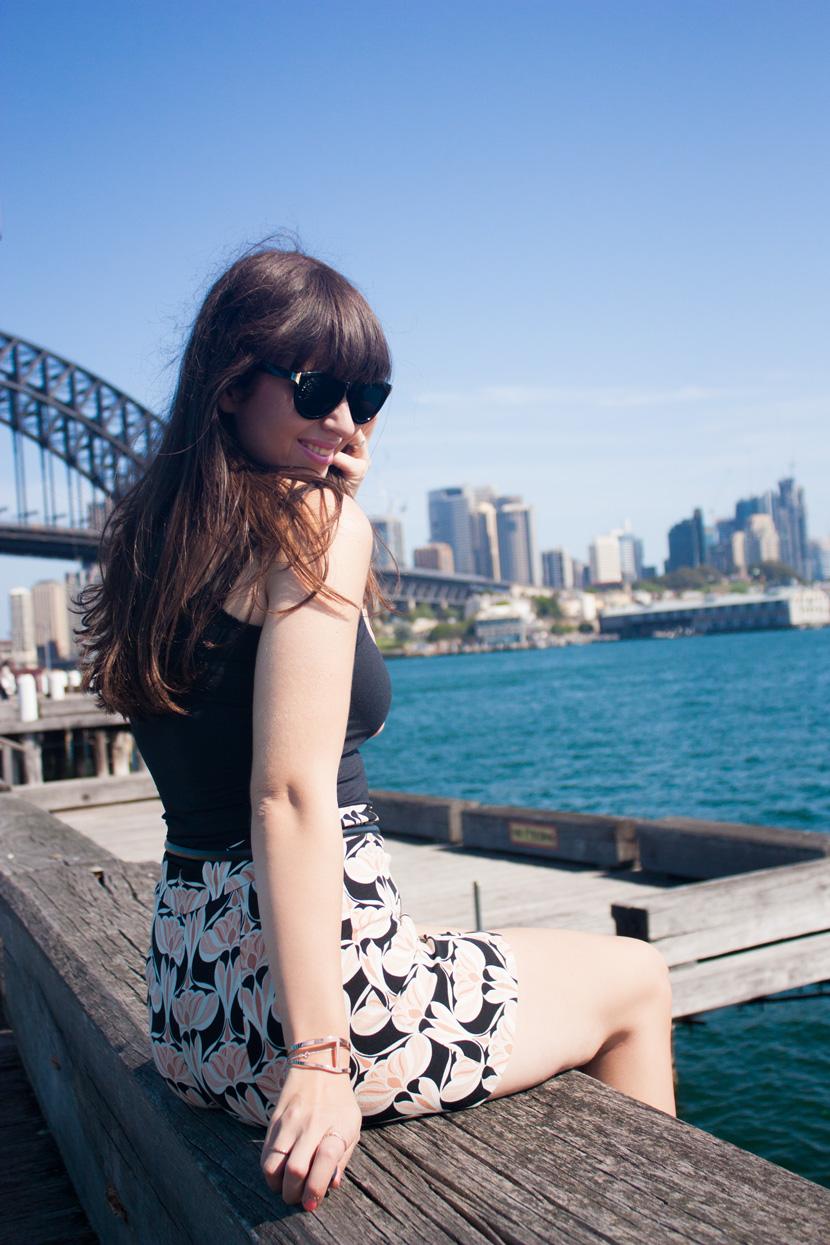 SydneyHarbourSeasideChic-Zara-Australia-Outfit-Fashion-DanielWellingtonWatch-BelleMelange-03
