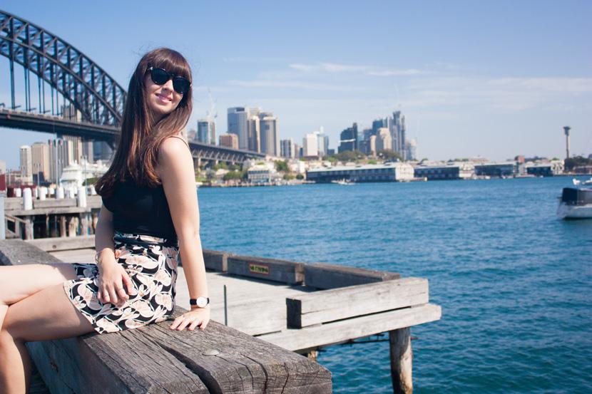 SydneyHarbourSeasideChic-Zara-Australia-Outfit-Fashion-DanielWellingtonWatch-BelleMelange-05