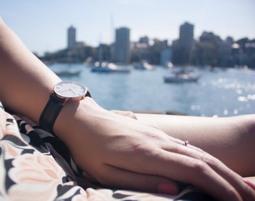 SydneyHarbourSeasideChic-Zara-Australia-Outfit-Fashion-DanielWellingtonWatch-BelleMelange-11