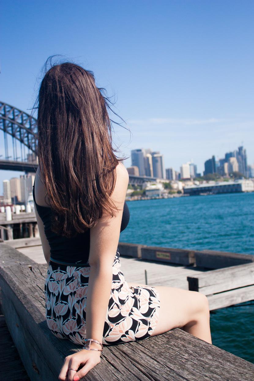 SydneyHarbourSeasideChic-Zara-Australia-Outfit-Fashion-DanielWellingtonWatch-BelleMelange-12