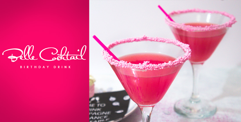 BirthdayDrink-Cocktail-GirlsParty-BelleMelange_Titelbild