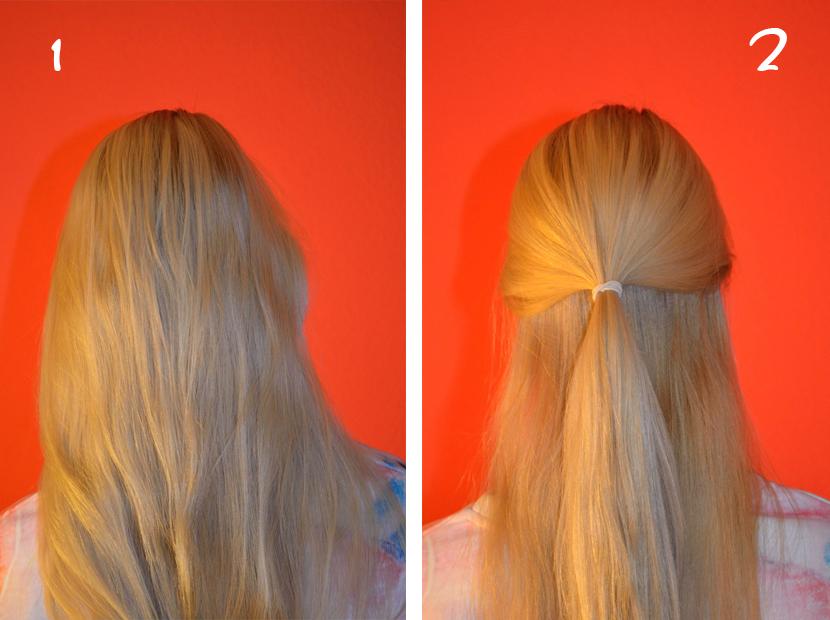 Easy_Half-UpDo-Frisur_Hair-Tutorial_Blog_Belle-Melange_Beauty_1