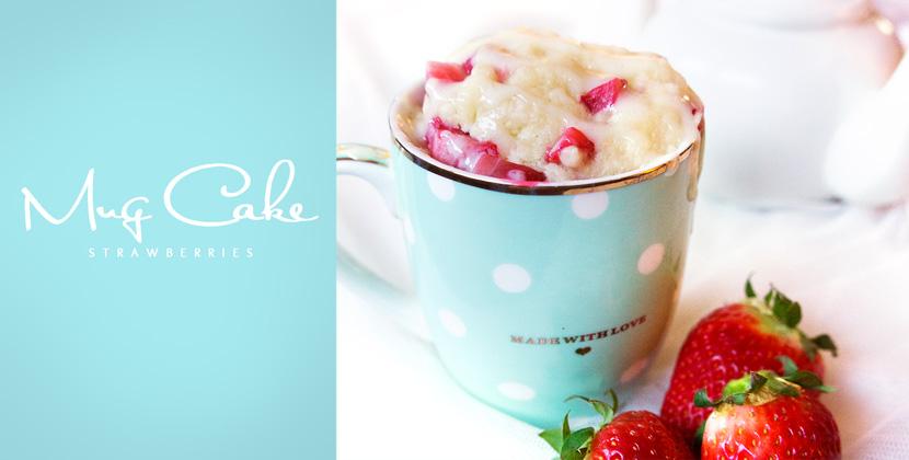 Strawberry-MugCake-Tassenkuchen-Rezept-Erdbeeren-BelleMelange-Titelbild3
