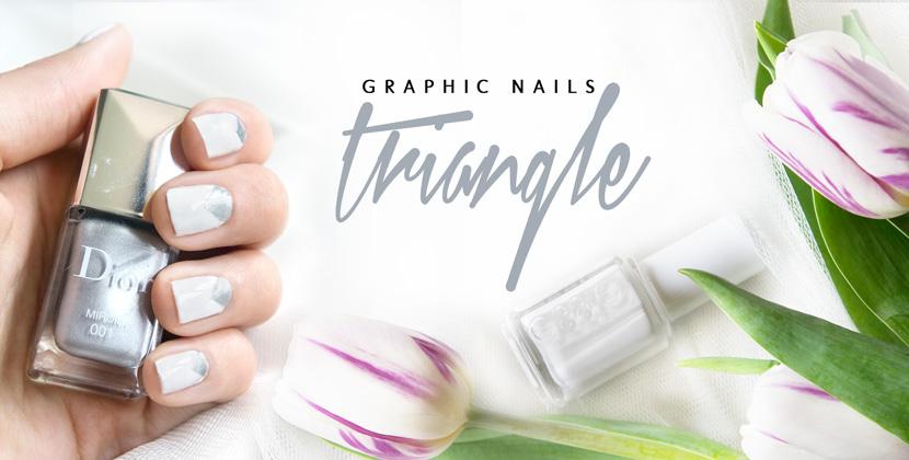 GraphicNails-Triangle-Nagellack-Essie-Dior-Dreiecke-Tutorial-BelleMelange-Titelbild