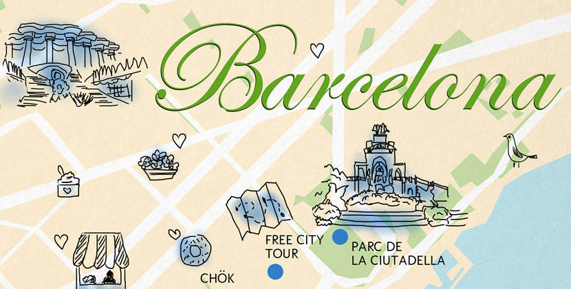 Karte-Map-City-Guide-Barcelona-Insider-Tips-BelleMelange-Titelbild