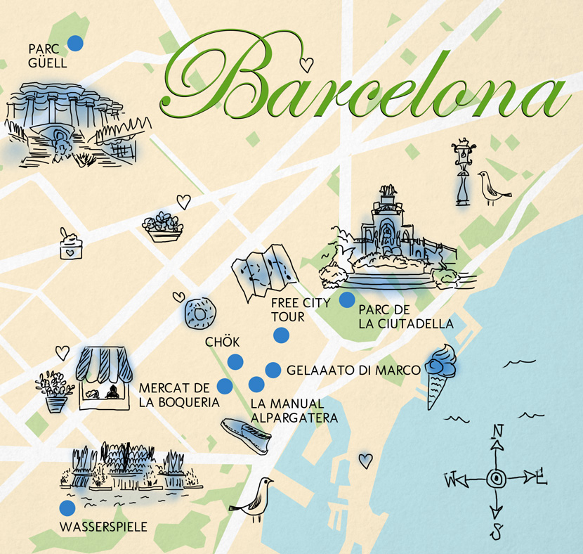 Karte-Map-City-Guide-Barcelona-Insider-Tips-BelleMelange01