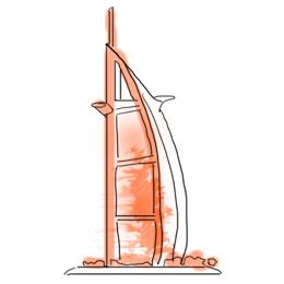 Dubai-Turm1