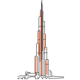 Dubai-Turm2