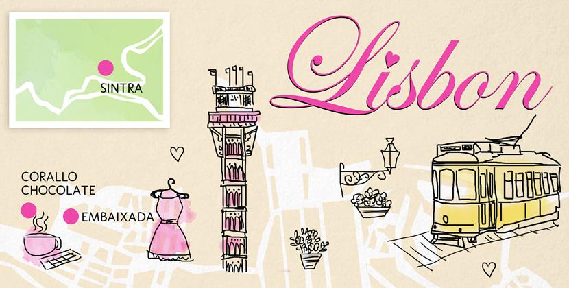 Map-Lissabon-Lisbon-Guide-BelleMelange-Titelbild