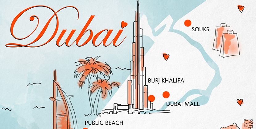 Titelbild-Dubai-Sightseeing-Tipps-Travel-Guide-Belle-Melange-Blog-Loved-Explore