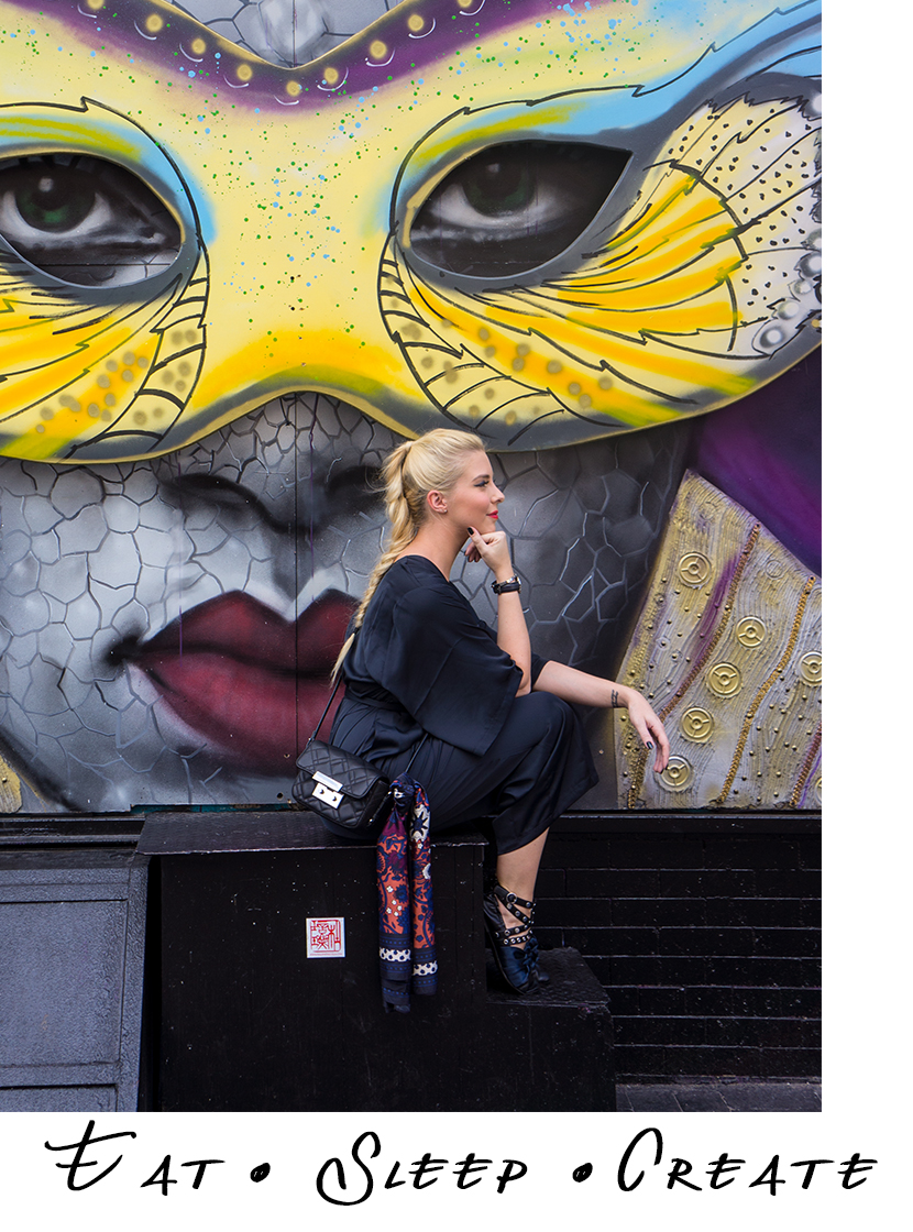 Artsy-Walls-NY-Belle-Melange-Fashion-Outfit-Rock'n'Roll_Ballerina-4